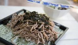 Connaissez-vous les soba, les pâtes japonaises au sarrasin ?