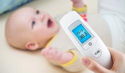 Le thermomètre frontal est-il fiable ?