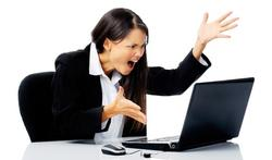 Le gros stress des vidéos sur Internet