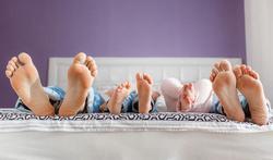 Sommeil : maman et enfant, mêmes problèmes