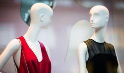 Magasins : l'extrême maigreur des mannequins