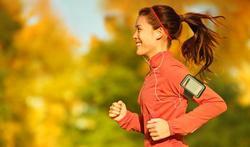 Exercice physique : souriez pendant l'effort !