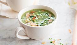 Soupe de brocolis et panais