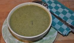 La soupe verte détox