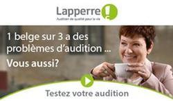 1 Belge sur 3 a des problèmes d'audition. Vous aussi ?