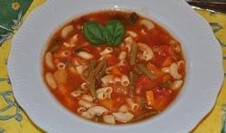 La soupe au pistou