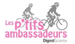 Les P'tits Ambassadeurs DigestScience sur le Tour de France