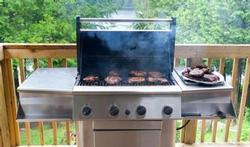 Hoe veilig barbecuen met een gasbarbecue?