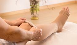 Therapeutisch elastische kousen (TEK)