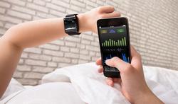 Apps die slaap monitoren weinig effectief