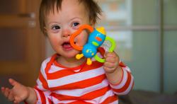 Meer kinderen met Down-syndroom