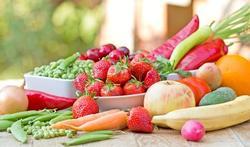Gezonde voeding bevordert vruchtbaarheid