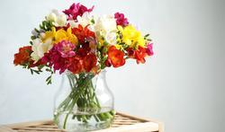 Hoe hou je een boeket bloemen zo lang mogelijk fris?
