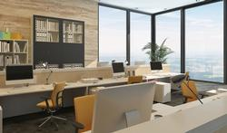 Grote vensters in een werkruimte zijn belangrijker dan je denkt