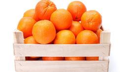 Hoe bewaar je sinaasappelen?
