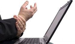 R S I (overbelasting) - test 3 : Beeldscherm, toetsenbord en muis