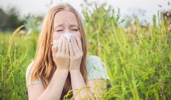 Zwangerschap tijdens hooikoortsseizoen beschermt tegen astma
