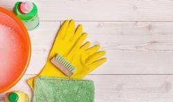 Hoe kan je best je huis poetsen en kleren wassen tijdens de coronacrisis?