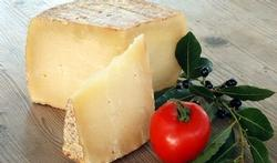 Sjalotten met Parmaham en Pecorino