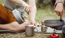 Tips om lekker en gezond te koken op kamp