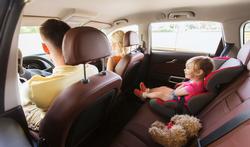 Acht op tien kinderen zitten niet veilig in de auto