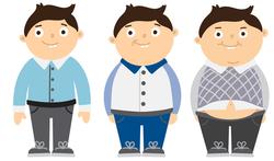 Erfelijke aanleg voor overgewicht groter in dikmakende omgeving