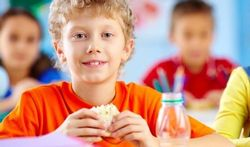 Ouders willen meer gezonde voeding op school