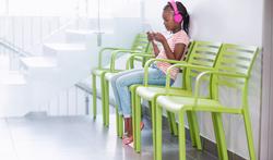 Muziek vermindert pijn en angst bij kinderen