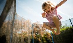 Tips voor veilig trampolinespringen
