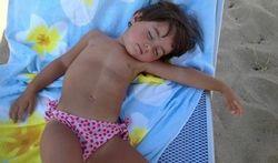 Tips voor jonge kinderen bij hittegolf en ozonpieken