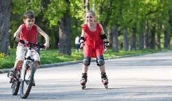 Speelstraten zorgen ervoor dat kinderen meer bewegen