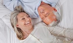 Is seks op oudere leeftijd ongezond?