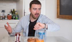 Snelle eters hebben verhoogde kans op overgewicht en  hartziekte