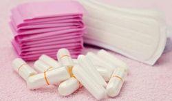Geen menstruatie op vakantie