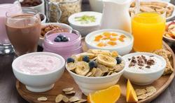 Vruchtenyoghurt bevat veel suiker