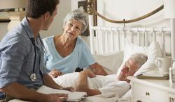 Kwaliteit van zorg aan het levenseinde beter bij wie palliatieve thuiszorg ontvangt