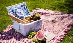 Een gezonde picknick