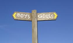 Wat als uw kind zich niet gedraagt zoals u van een jongen of meisje verwacht?
