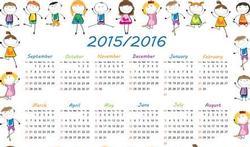 Schoolkalender tot 2022
