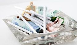 Belastingverhoging op sigaretten leidt tot minder zware rokers