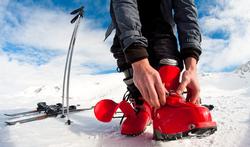 Veel voorkomende ski- en snowboardletsels
