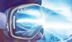 Vermijd sneeuwblindheid: hoornvliesbeschadiging door fel zonlicht