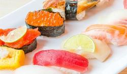 All-you-can-eat-sushi vol bacteriën