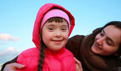 Bergvakantie riscico voor kind met Down- syndroom