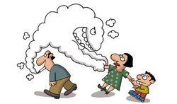 Roken voor peuter even slecht als tijdens zwangerschap
