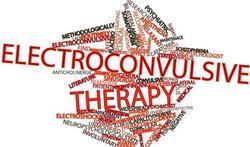 Electroconvulsietherapie (ECT)  of elektroshocktherapie