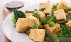 Vegetarisch eten doet gewicht verliezen