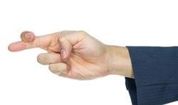 Vertelt vingerlengte iets over (on)trouw in de liefde?