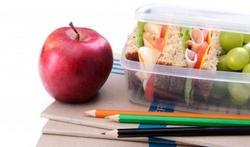 Een gezond lunchpakket