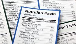 Onduidelijke voedseletiketten zorgen voor allergische reacties